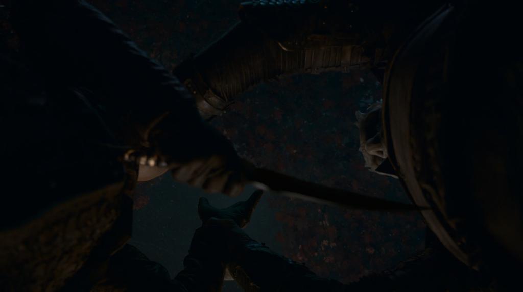The Battle of Winterfell.