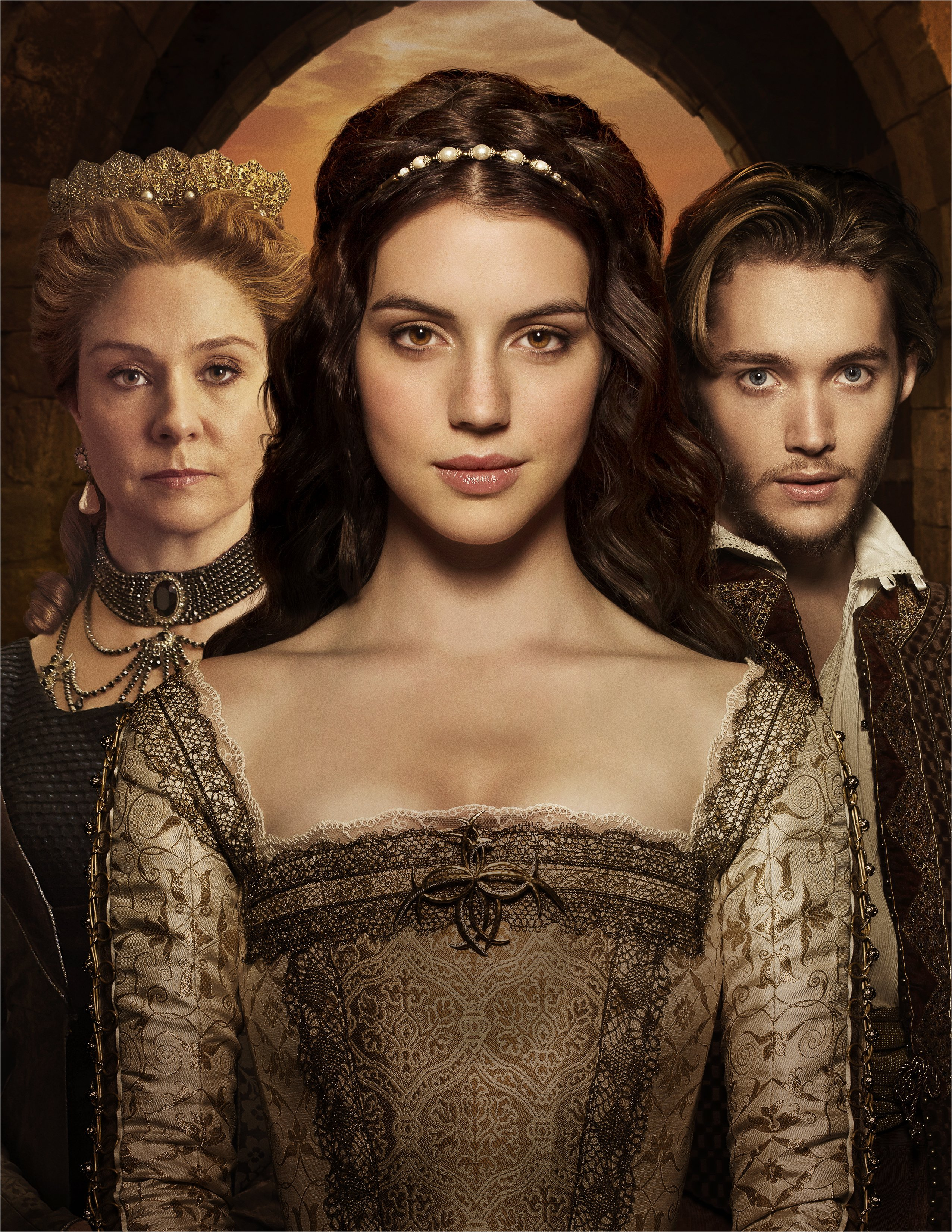 Reign Adelaide Kane Mary Queen of Scots