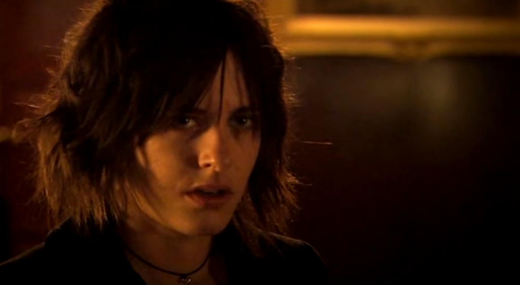 Katherine Moennig as Shane in The L Word