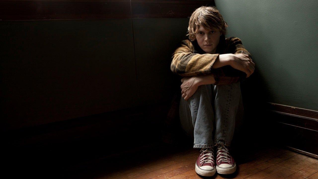 Evan Peters as Tate Langdon in AHS