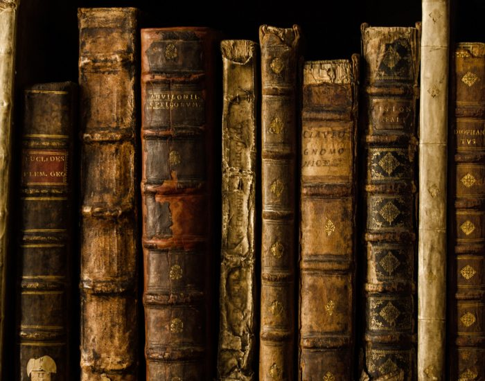 Books. Old Wisdom