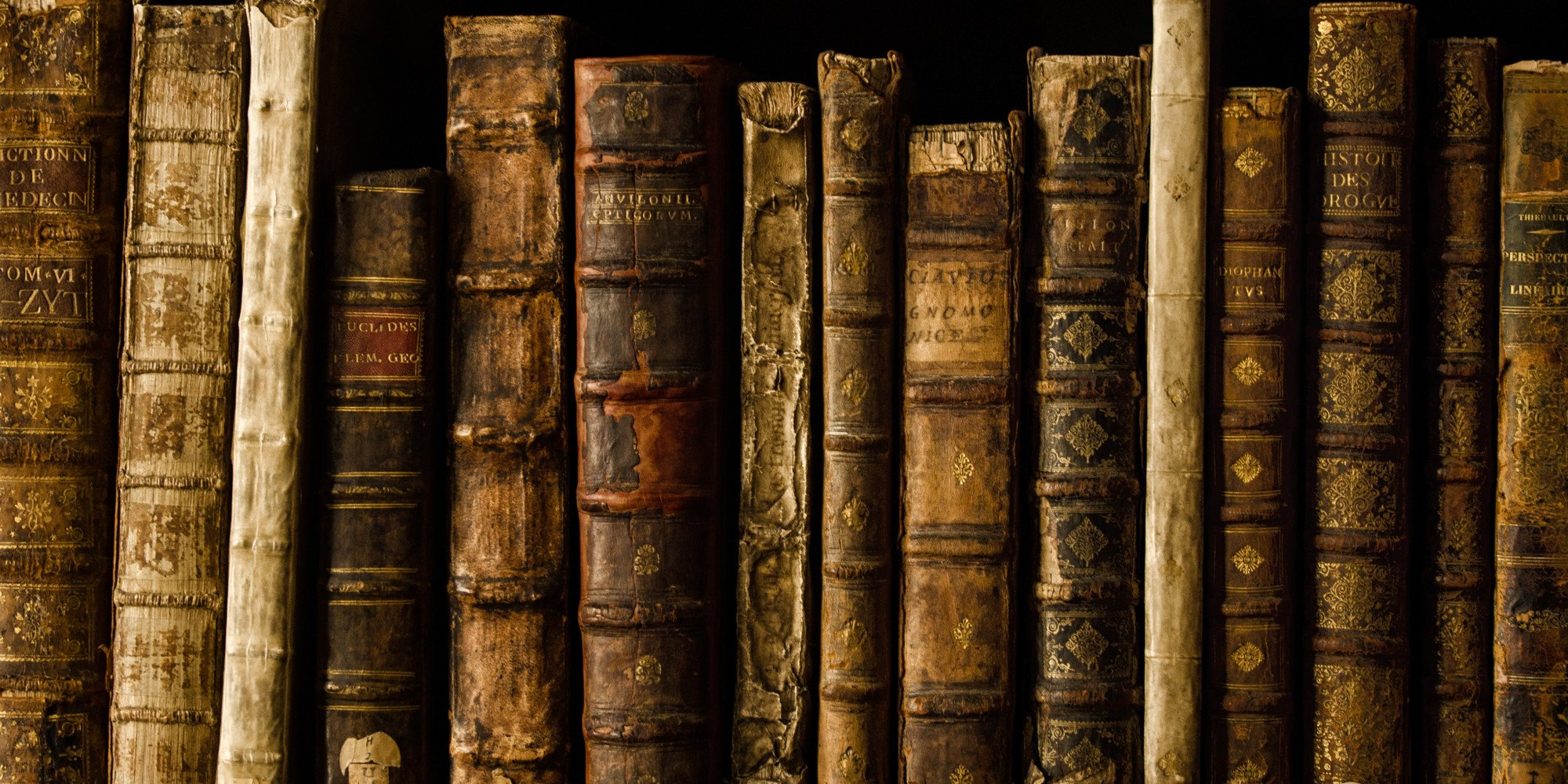 Books. Old Wisdom